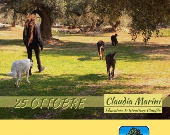 """""""Spazio alla relazione""""a cura di Claudia Marini 1"""